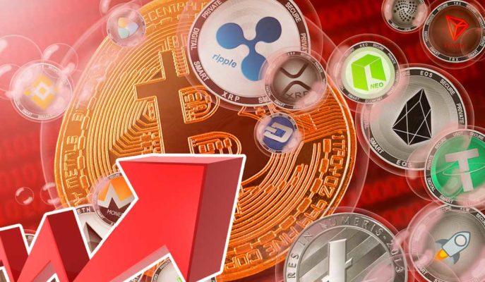 Bitcoin 60 Bin Dolara Yaklaşırken Ethereum ve Altcoinler için Ralli Başlayabilir