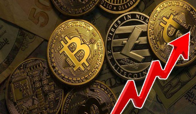 Bitcoin'de Boğalar 50 Bin Dolar Desteğini Korurken Altcoinler Yükseliyor