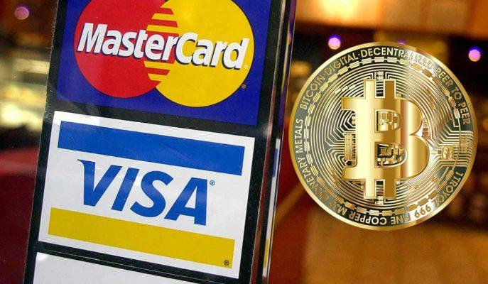 Bitcoin'in Piyasa Değeri Mastercard ve Visa'nın Toplamını Geride Bıraktı
