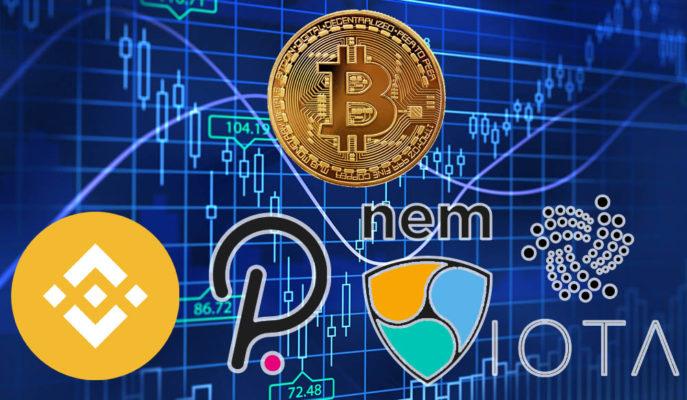 Bitcoin'in Düzeltmesi Sonrası 4 Altcoine Dikkat Çekiliyor