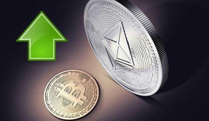 Bitcoin ve Ethereum Yükseliş Trendinde Yeni Bir Ralli Başlatabilir