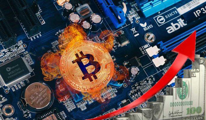 Bitcoin Madencilik Geliri Şubat Ayında 1.36 Milyar Dolara Ulaşarak Rekor Kırdı