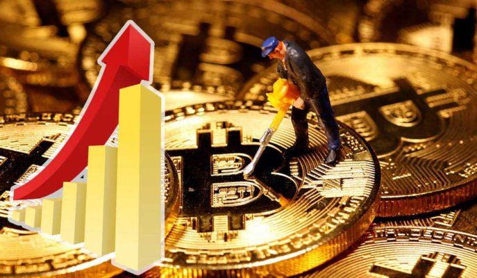 Bitcoin Madenciliği Yapan Şirket Hisseleri Son 12 Ayda Yüzde 5.000 Arttı