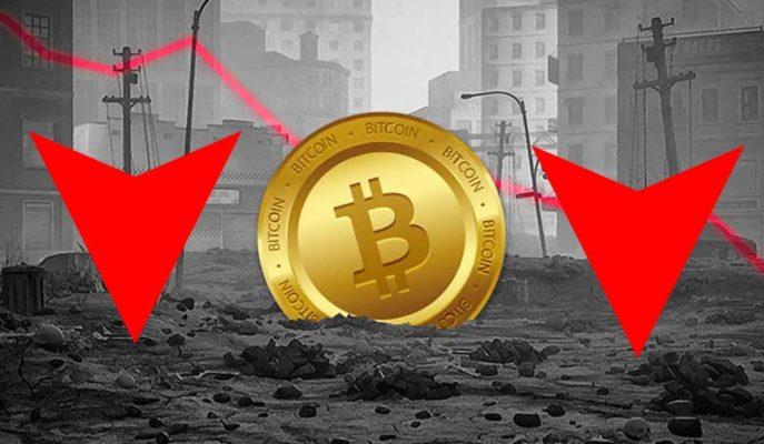 Bitcoin'de Yüksek Kaldıraç Etkisiyle Saatte 500 Milyon Dolar Tasfiye Edildi