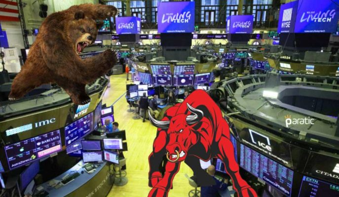 Boğa Piyasasında 1 Yılını Tamamlayan ABD Vadelileri Düşüşe Geçti