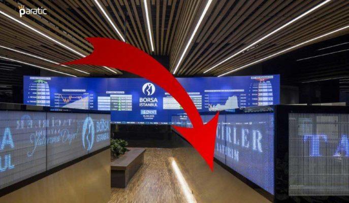Borsa, Hakan Atilla'nın İstifasının Kabul Edilmesiyle Düşüşe Geçti