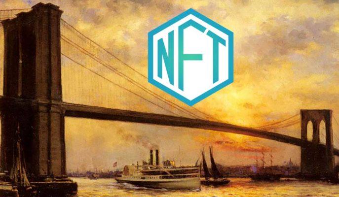 Brooklyn Köprüsü'nün NFT'si Açık Artırma ile Satılıyor