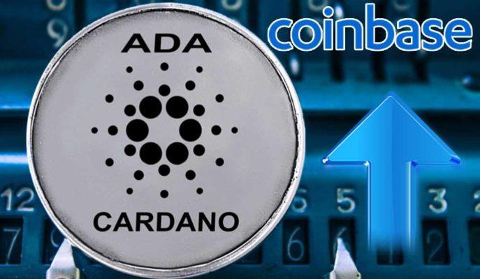 Cardano, Coinbase Pro Borsasında İşleme Açıldı ve %18 Yükseldi