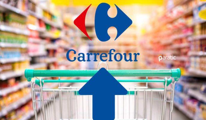 Carrefoursa Kâr Dağıtımı Yapılamayacağını Söylerken Hisseleri Güçlü Kapandı