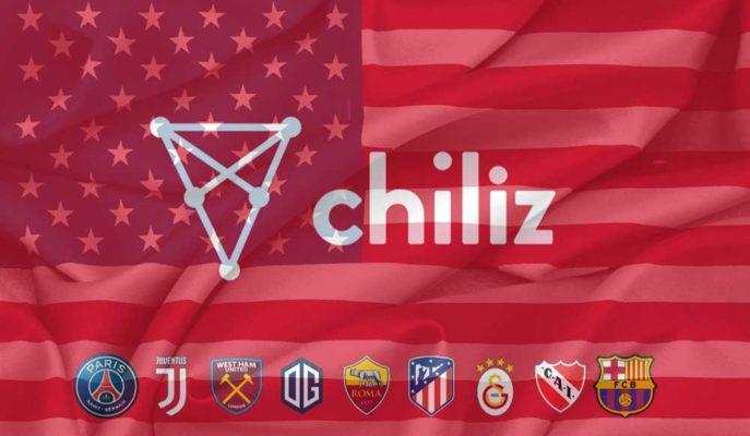 Avrupa'nın Fan Token Borsası Chiliz, ABD'ye 50 Milyon Dolarlık Yatırım ile Giriyor