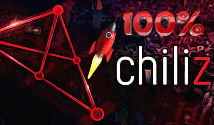 Chiliz Borsasının Tokeni CHZ Bir Günde Yüzde 100'den Fazla Değer Kazandı