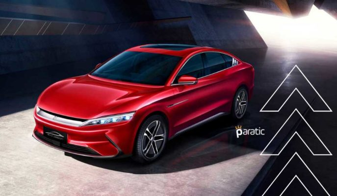 Çinli Elektrikli Araç Üreticisi BYD'nin 2020 Net Kârı %162 Arttı