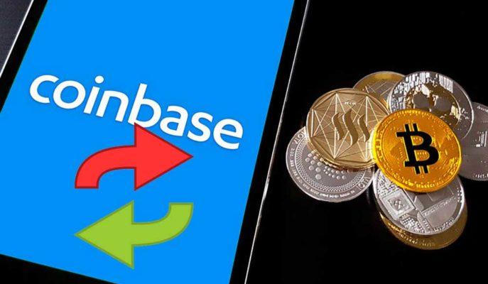 Coinbase'den 800 Milyon Dolar Değerinde Bitcoin Taşındı