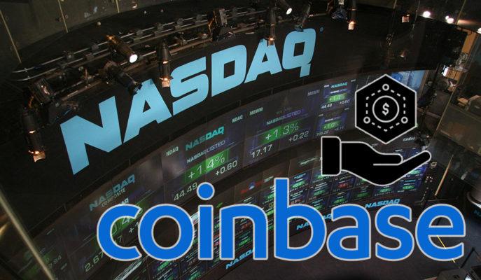 Coinbase Hisseleri Nasdaq Özel Satışında 90 Milyar Dolar Değerlendi