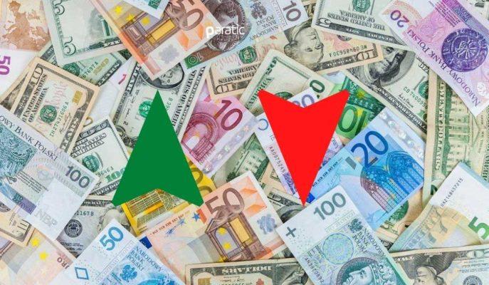 Dolar 7,91, Euro 9,43 Liradan İşlem Görüyor