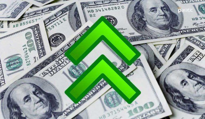 Faiz Kararının Açıklanacağı Haftaya Yatay Başlayan Dolar Yükselişe Geçti