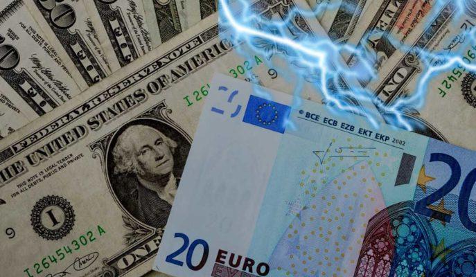 Dolar Karşısında 2021'in Düşük Seviyesini Gören Euro için Zorluk Sürüyor