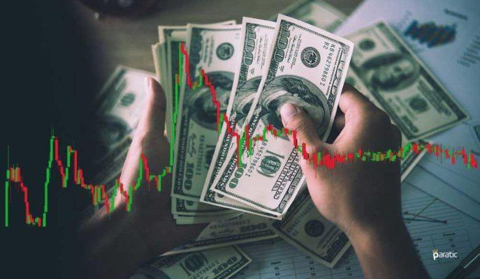 Dolar Kuru Enflasyon Öncesi 7,34'ten İşlem Görüyor