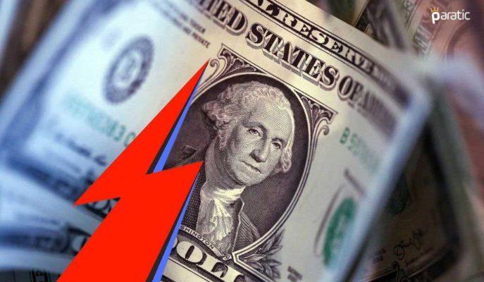 Dolar TCMB Başkan Yardımcısı Değişikliğiyle 8,28'e Yükseldi