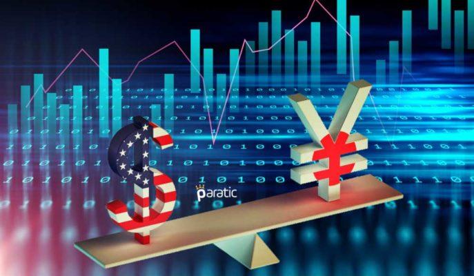 Dolar, Yen Karşısında 1 Yılın En Yüksek Seviyesine Tırmandı