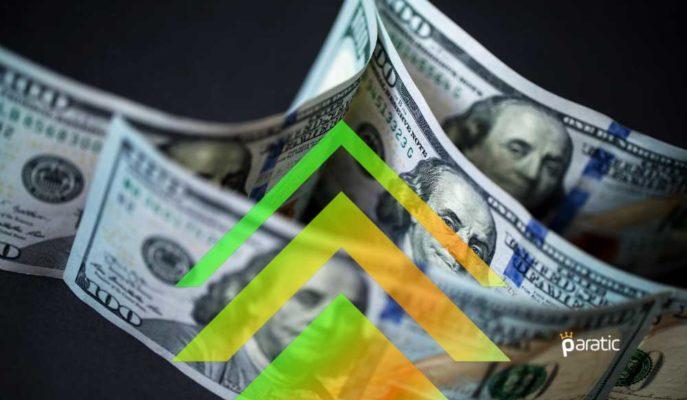 Dolar Kuru %1'den Fazla Yükselirken Yıl Sonu Beklentisi 7,9455 Oldu