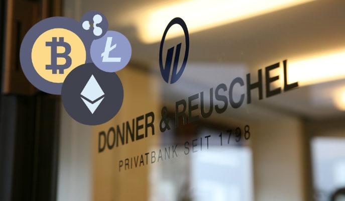 Almanya Merkezli Banka Donner & Reuschel Kripto Para Hizmeti Sunacak