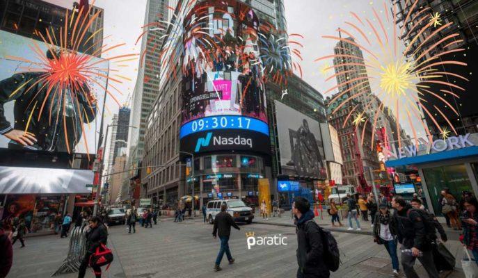 Dow Açılışta Yeni Rekor Kaydederken Nasdaq Kompozit %1,7 Yükseldi