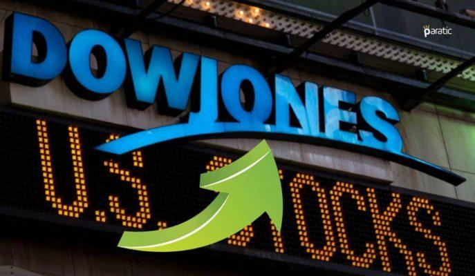 Dow Jones Endeksi Tahvillerdeki Yükselişe Rağmen Rekor Kırdı