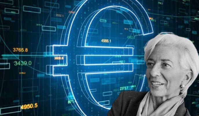 ECB Başkanı Lagarde Dijital Euro Çıkışının 4 Yıl Sürebileceğini Söyledi