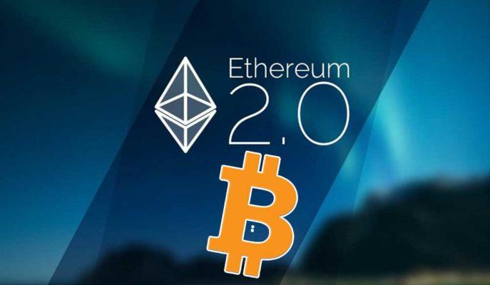 Ethereum'un ETH 2.0 Projesi ile Bitcoin'i Geçebileceği İddia Edildi
