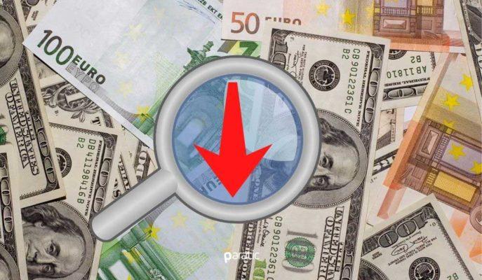 Negatif Seyreden EUR/USD, 1,20 Kritik Seviyesinin Altını İşaret Ediyor