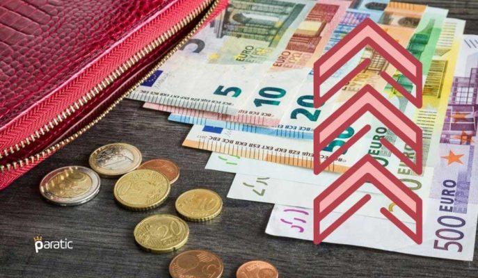 Euro/TL 9,73 ile Bir Haftanın En Yükseğinden İşlem Görüyor