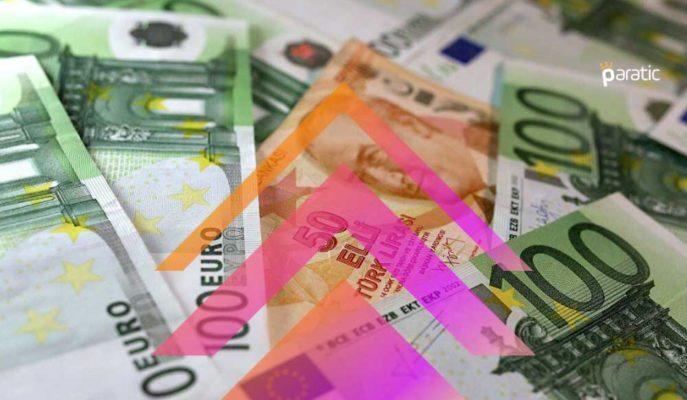 Euro 9 Liranın Üstünde Seyrederken, Sterlin 10,55'i Aştı