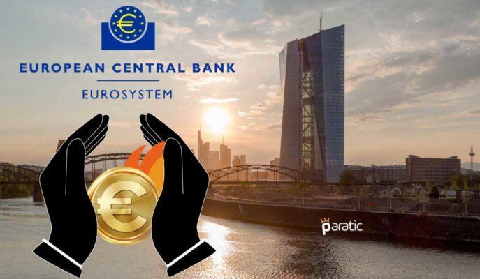 Euro Bölgesi Faiz Oranları Mart 2021'de de Sabit Tutuldu