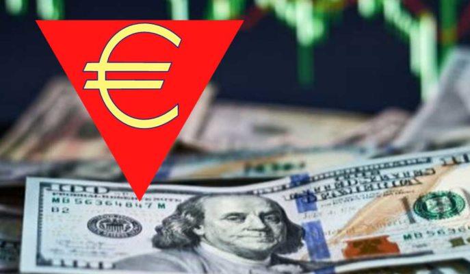 Euro, Güçlü ABD Verileri Üzerine Dolar Karşısında Düşüşü Hızlandırdı
