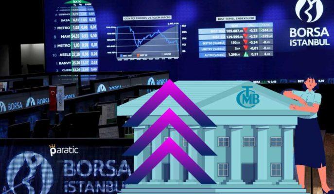 Faiz Kararıyla Desteklenen Bankacılık Endeksi, BIST 100'ü Güçlendirdi