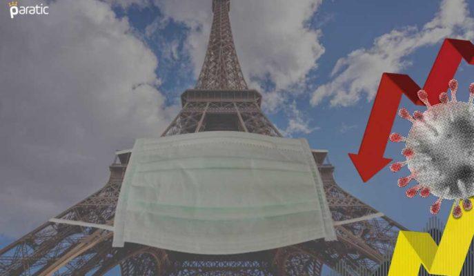 Fransa'da Enflasyon Şubat'ta Aylık Sabit Kalırken Yıllık %0,6 Arttı