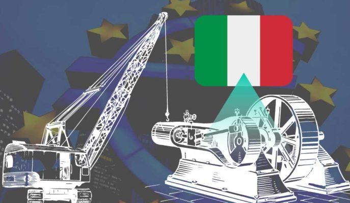 Fransa ve Almanya Şubat'ta İnşaat Düşüşü Bildirirken İtalya Güçlü Yükseldi