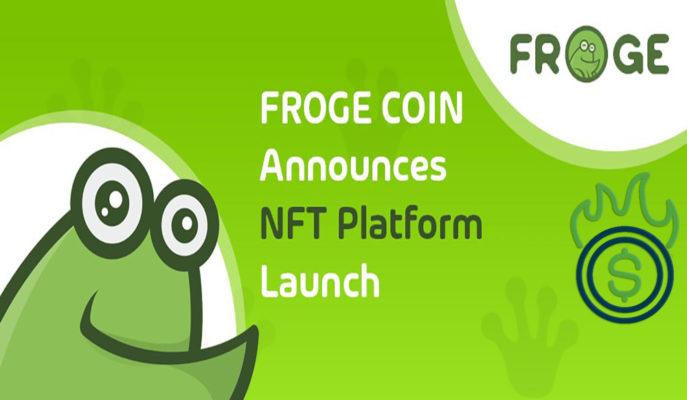 Froge Coin Yeni NFT Projesinin Duyurusunu Gerçekleştirdi