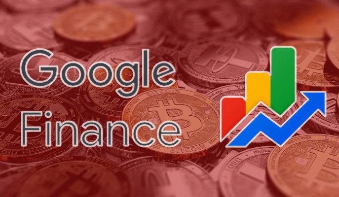 Google, Finans Kategorisine Kripto Para Fiyatlarını Ekledi