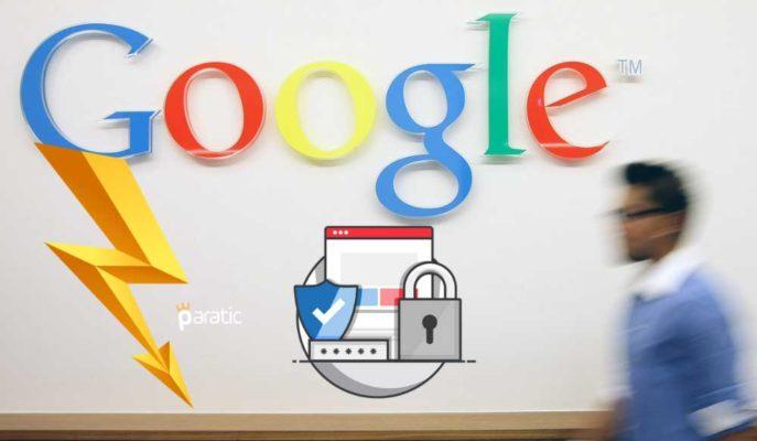Google Yeni Bir Gizlilik Açıklaması Yaparken, Hisseleri Düşüşe Geçti
