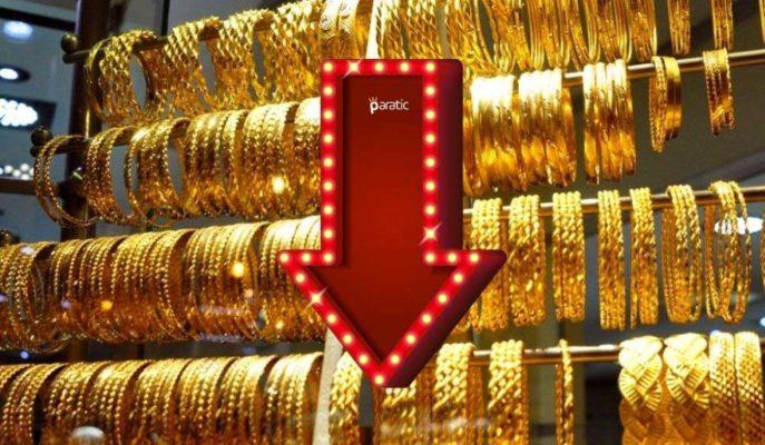Gram Altın Dolardaki Düşüşle 406 Liraya Geriledi