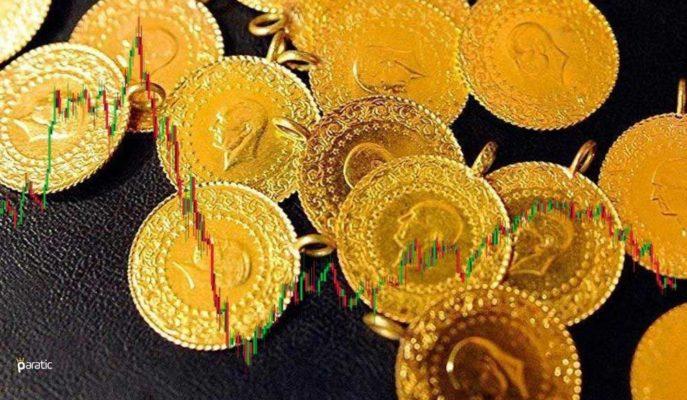 Gram Altın, Dolardaki Geri Çekilmeyle 413 Liradan İşlem Görüyor