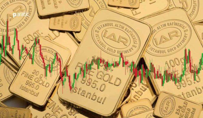 Gram Altın Sakin Başlangıcın Ardından 442 Liradan Alıcı Buluyor
