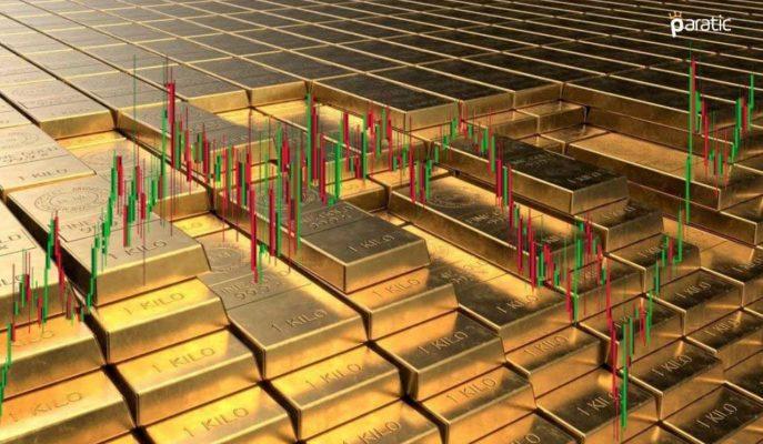 Gram Altın Dolardan Aldığı Destekle 453 TL'ye Yükseldi