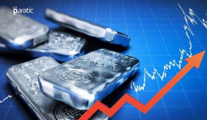 Gümüş, Günün En Çok Artan Emtiası Olsa da 26 $ Direncini Kıramıyor