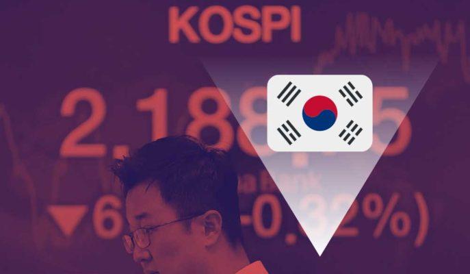 Güney Kore Ekonomisi 20 Yıldır İlk Kez Küçülürken Hisseler Geriledi