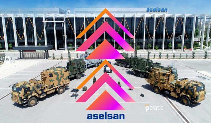 Haftaya Güçlü Başlayan Aselsan'ın Hisseleri %2'den Fazla Yükseliyor