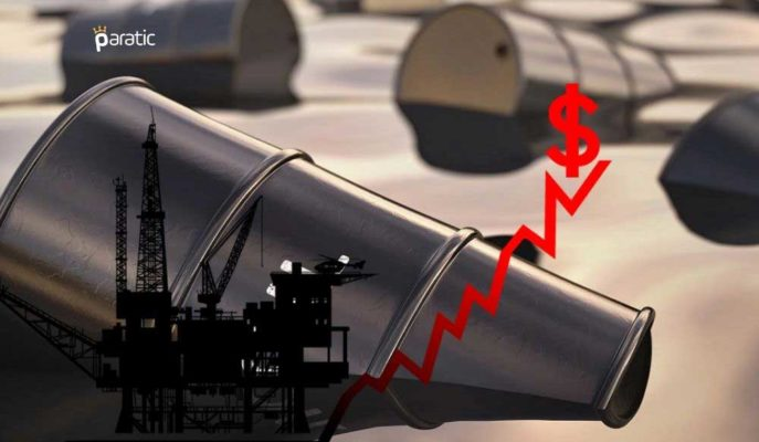 Ham Petrolün Fiyatı %3 Artarken, 60 Dolar Altındaki Yolculuğu Sürüyor