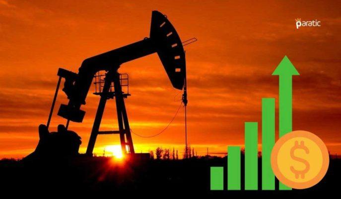 Ham Petrol 1 Milyon Varil Azalan Stokların Ardından 65 Doları Aştı